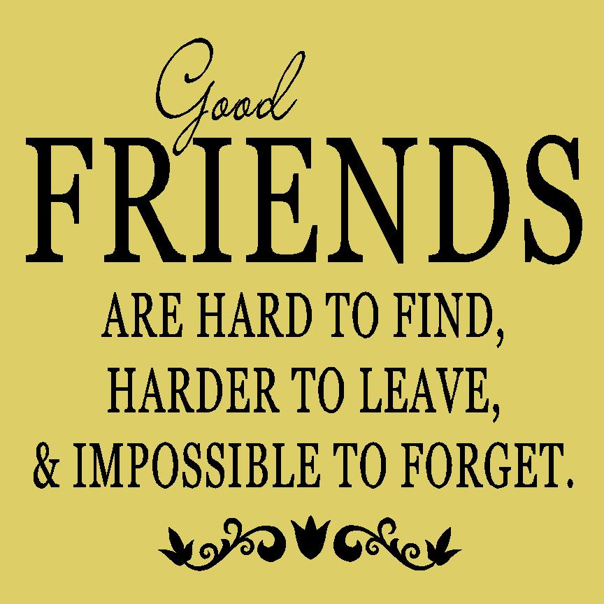 Quotes About Friends: Ten Inspirational Quotes