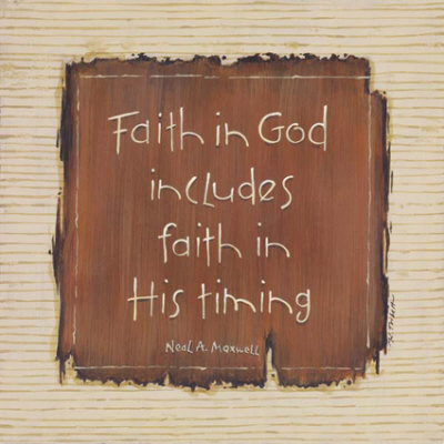 Faith In God's Future! (1/3)