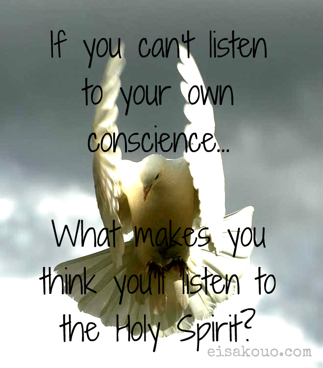 How to listen to the holy spirit