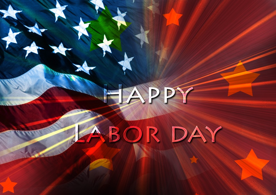 Labor Day Blessings...