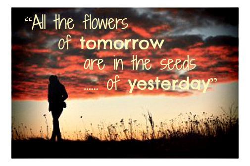 the flowers of tomorrow
