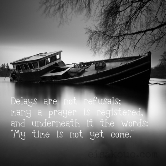 Delays are not refusals