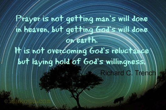 Prayer God's Willingness