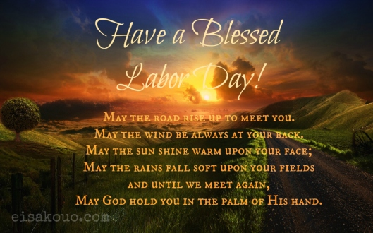 Labor Day Blessings
