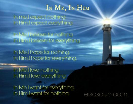 In Me In Him