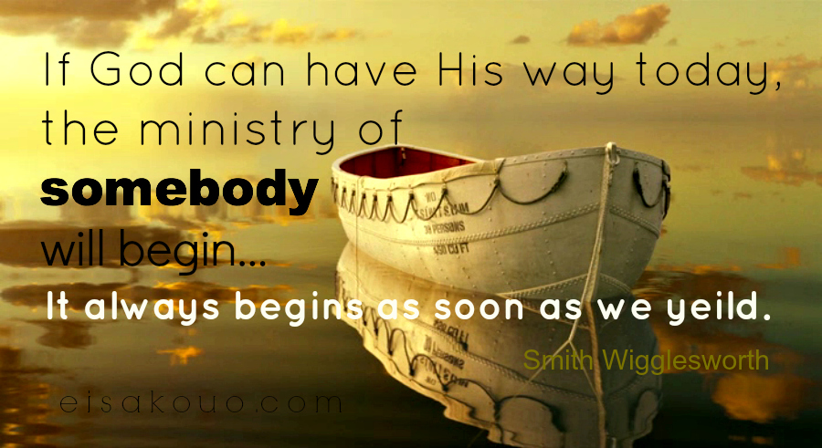 Smith Wigglesworth Quote Eisakouo Delectable Smith Wigglesworth Quotes