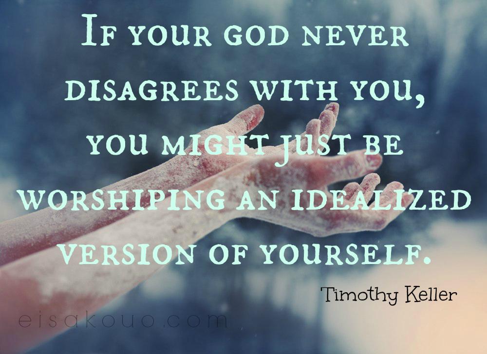 Timothy Keller Quotes Amusing Timothy Keller Quote  Eisakouo